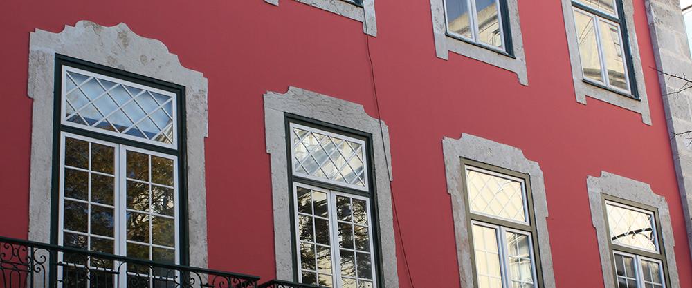 Reabilitação edifício Pombalino Sec. XVIII